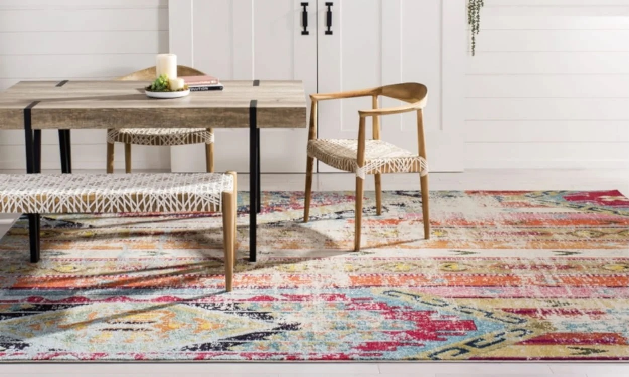 BEST MATERIAL FOR CARPET AND RUGS